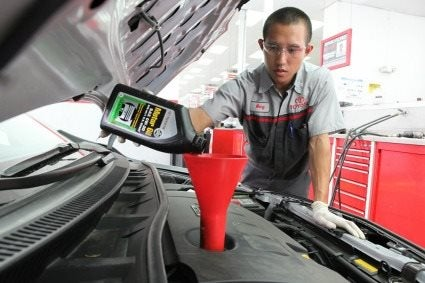 Toyota Oil Change >> Toyota Synthetic Oil Change Coupon